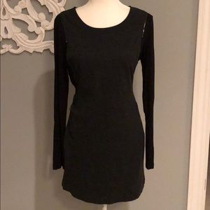 Kenneth Cole ZIpper Dress